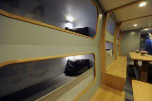 Interieur Wylde Swan 06